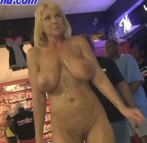 Big Tits Public Porn Pictures